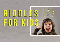 Riddle For Kids