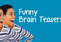 Funny Brain Teasers