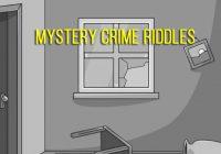 Mystery Crime Riddles