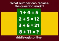 Challenging Math Riddles 8